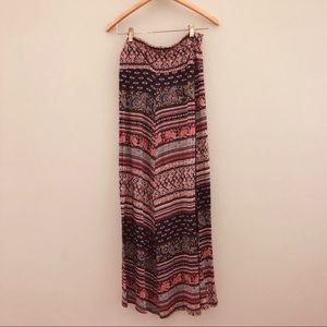Women's American rag maxi stretch skirt